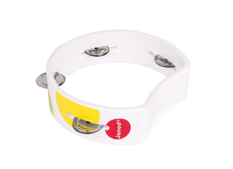 CONFETTI HEADLESS TAMBOURINE (6pieces)